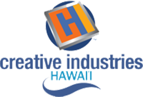 Hawaii`s Creative Industries logo