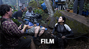 Film, image of a film scene from the movie Hunger Games