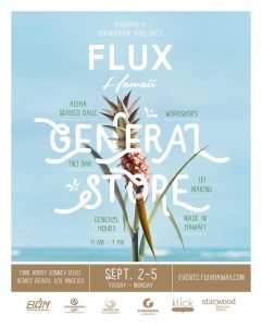 FLUX General Store 2016